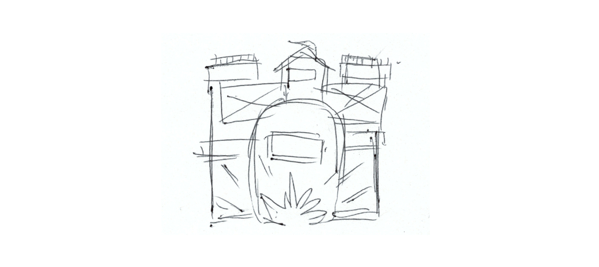 Peterborough Welding Services Logo Sketch