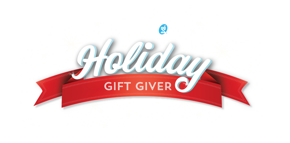 Shoppers Drug Mart Holiday Gift Giver Logo