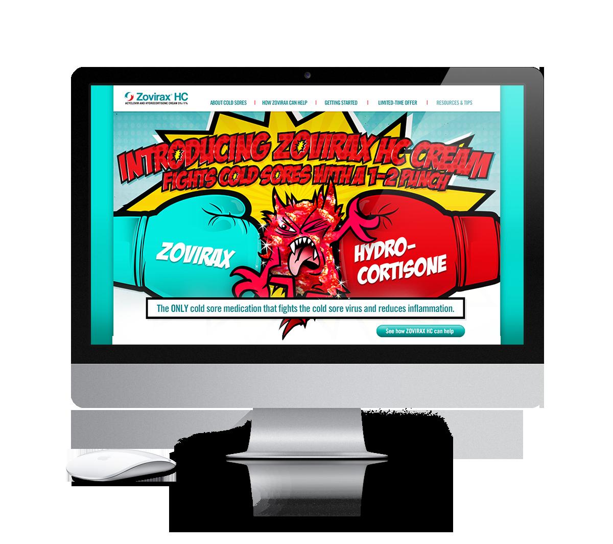 Zovirax Web Imac