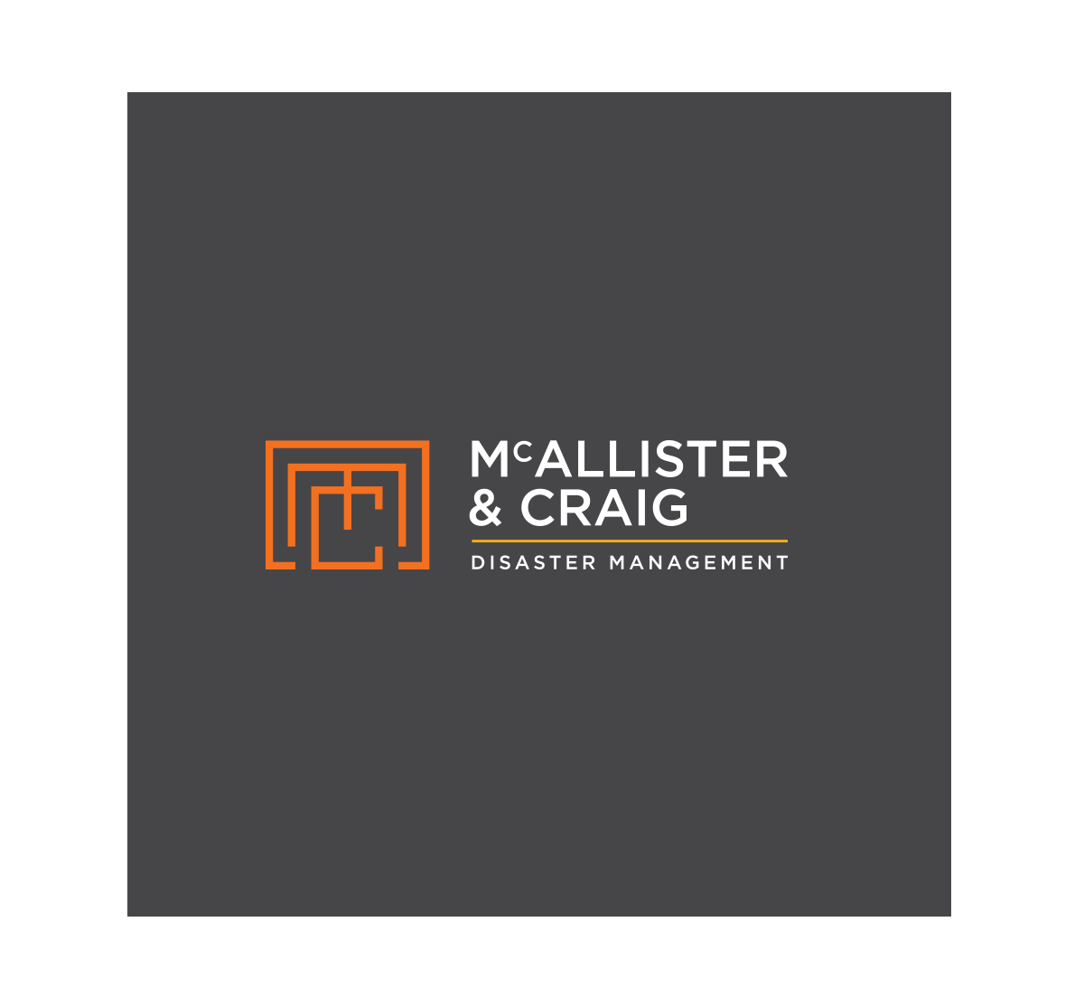 McAllister and Craig Logo