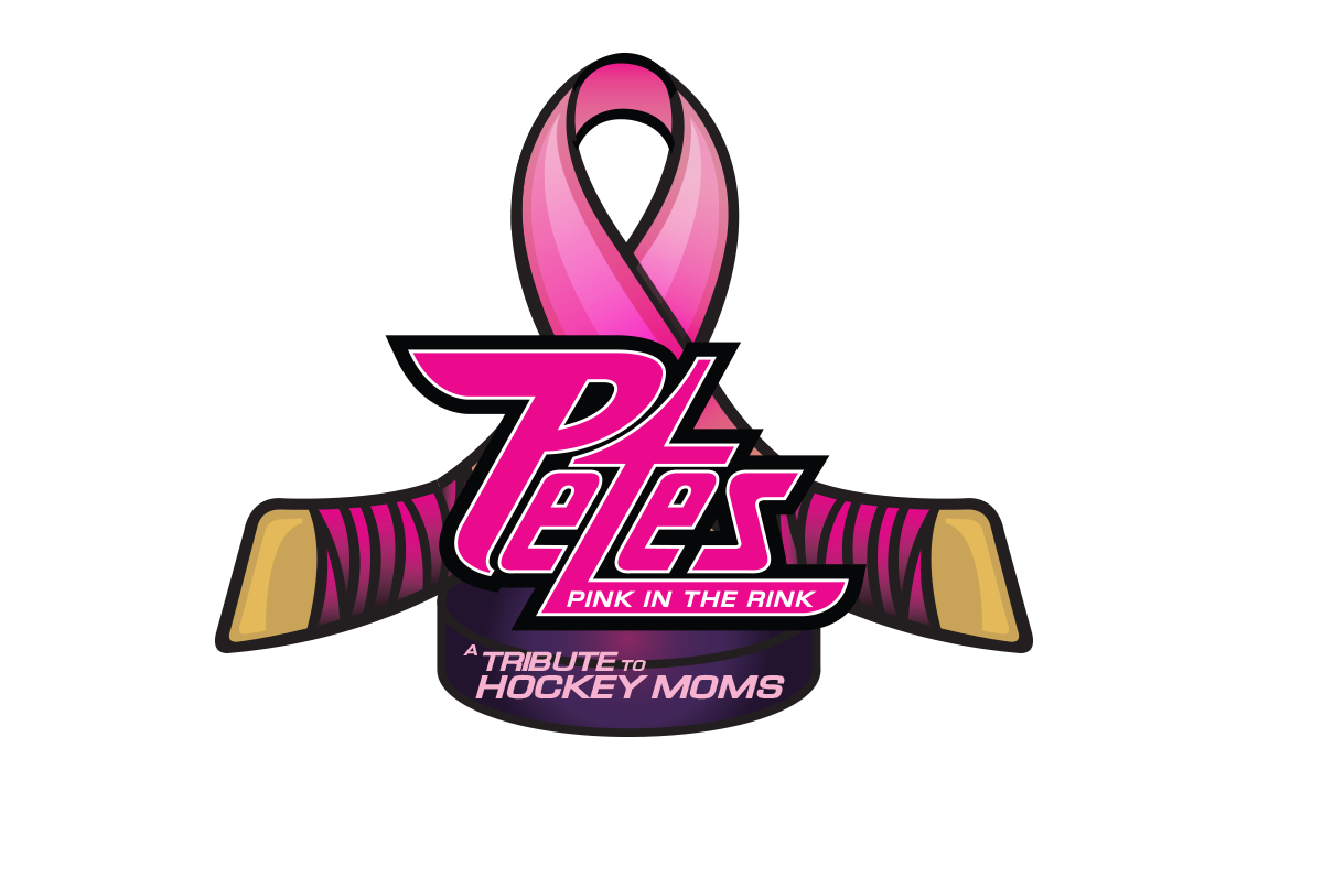 Pink in the rink logo 2013