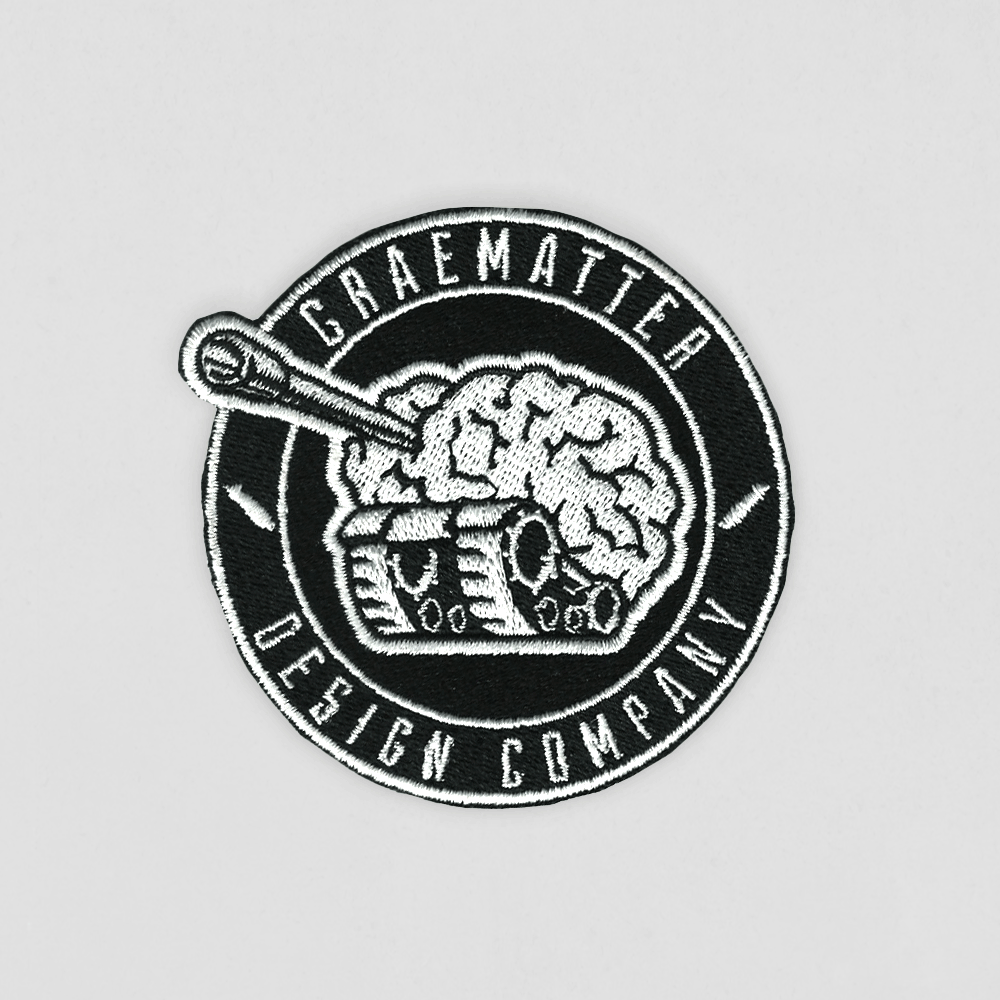 Graematter Design Company Patch