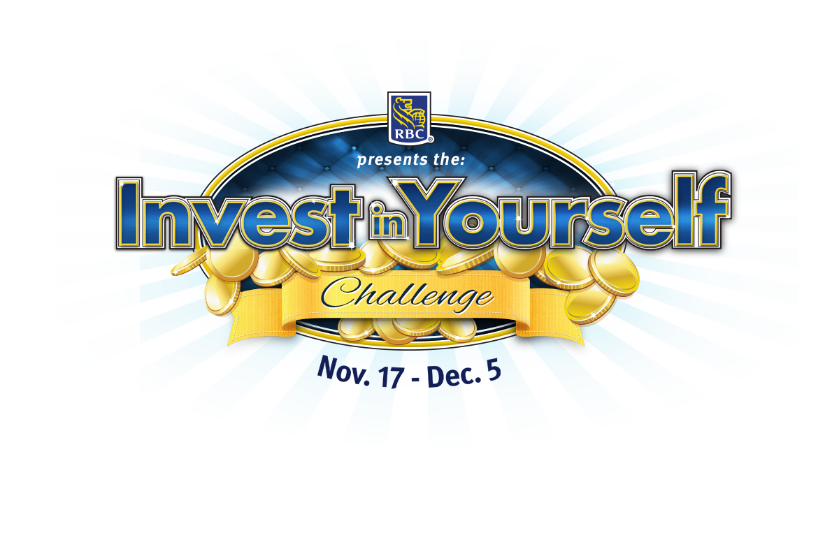 RBC invest in yourself logo