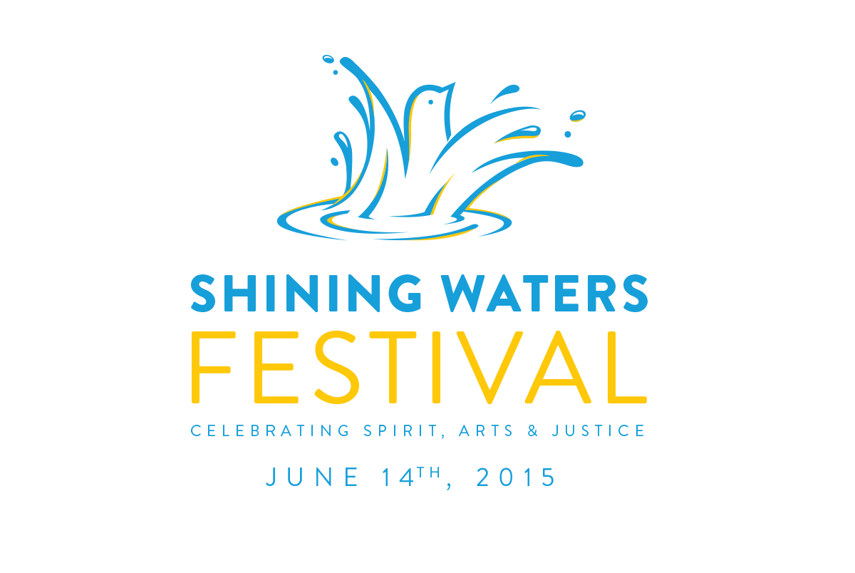 Shining Waters Full Logo